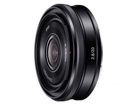 二手 镜头 索尼E 20mm f/2.8(SEL20F28) 回收