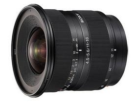 二手 镜头 索尼DT 11-18mm f/4.5-5.6(SAL1118) 回收