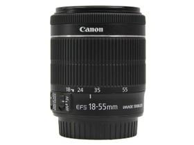 二手 镜头 佳能EF-S 18-55mm f/3.5-5.6 IS STM 回收