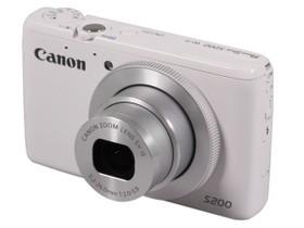 二手 数码相机 佳能S200 回收