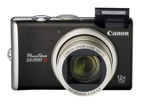 二手 数码相机 佳能SX200 回收