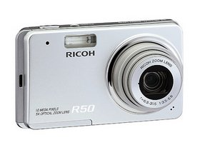 二手 数码相机 理光R50 回收