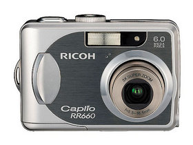 二手 数码相机 理光RR660 回收