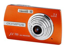 二手 数码相机 奥林巴斯µ700 回收