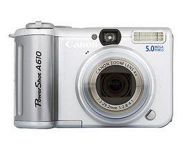 二手 数码相机 佳能A610 回收