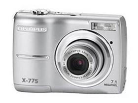 二手 数码相机 奥林巴斯X-775 回收
