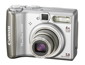 二手 数码相机 佳能A530 回收