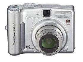 二手 数码相机 佳能A700 回收