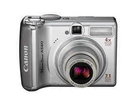 二手 摄影摄像 佳能A560 回收
