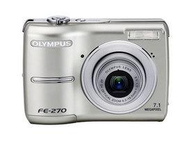 二手 数码相机 奥林巴斯FE-270 回收