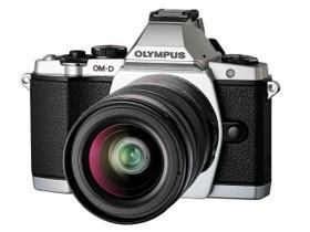 二手 微单相机 奥林巴斯E-M5双头套机(14-42mm II R,40-150mm II R) 回收