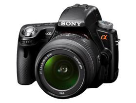 二手 微单相机 索尼A33套机(18-55mm) 回收