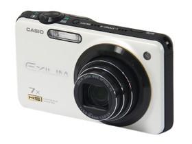 二手 数码相机 卡西欧ZR15 回收