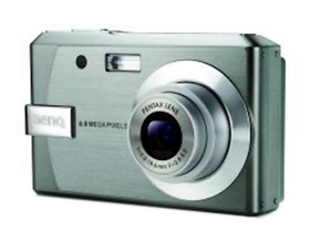 二手 数码相机 明基E820 回收