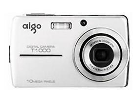 二手 数码相机 爱国者T1000 回收