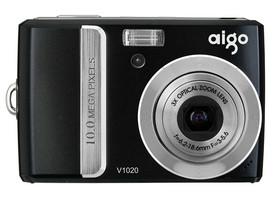二手 数码相机 爱国者V1020 回收