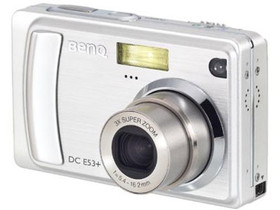 二手 数码相机 明基DC E53+ 回收