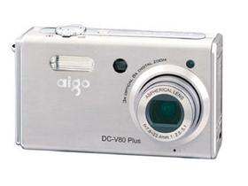 二手 数码相机 爱国者DC-V80 PLUS 回收