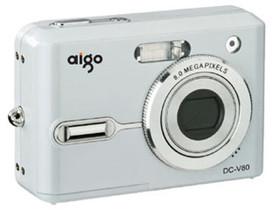二手 数码相机 爱国者V80 回收