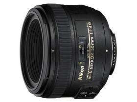 二手 镜头 尼康AF-S 50mm f/1.4 G 回收