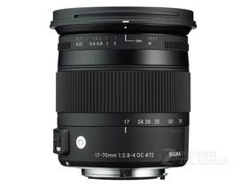 二手 镜头 适马17-70mm f/2.8-4 DC MACRO OS HSM (C) 回收