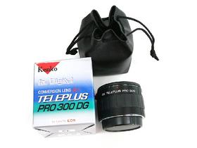 二手 摄影摄像 肯高PRO-300 DG 2倍 增距镜(佳能口) 回收