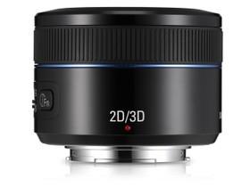 二手 镜头 三星NX 45mm f/1.8 2D/3D镜头 回收