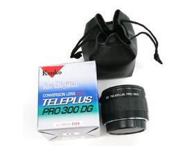 二手 摄影摄像 肯高PRO-300 DG 2倍 增距镜(尼康口) 回收