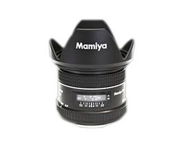 二手 镜头 玛米亚利图MAMIYA SEKOR AF 35mm f/3.5 D 回收