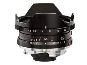 二手 镜头 福伦达15mm f/4.5 Super Wide Heliar 回收
