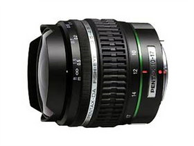 二手 摄影摄像 宾得DA Fish-Eye 10-17mm f/3.5-4.5 ED 镜头 回收