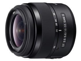二手 镜头 索尼DT 18-55mm f/3.5-5.6 SAM II(SAL18552) 回收