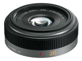 二手 镜头 松下G 20mm f/1.7 ASPH 回收