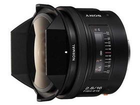 二手 镜头 索尼16mm f/2.8 FISHEYE(SAL16F28) 回收