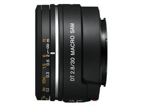 二手 镜头 索尼DT 30mm f/2.8 SAM 微距(SAL30M28) 回收