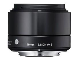 二手 镜头 适马19mm f/2.8 DN(A) 回收