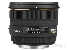 二手 镜头 适马50mm f/1.4 EX DG HSM(索尼口) 回收