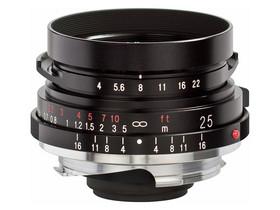 二手 镜头 福伦达Color-Skopar 25mm f/4 P 回收