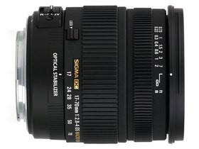 二手 摄影摄像 适马17-70mm f/2.8-4 DC Macro OS HSM 回收