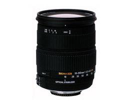 二手 镜头 适马18-200mm f/3.5-6.3 DC OS HSM 回收