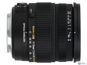 二手 镜头 适马17-70mm f/2.8-4 DC Macro OS HSM(索尼卡口) 回收