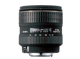 二手 镜头 适马17-35mm f/2.8-4 EX DG HSM(佳能卡口) 回收