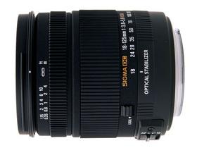 二手 镜头 适马18-125mm f/3.8-5.6 DC OS HSM(佳能卡口) 回收