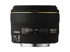 二手 镜头 适马30mm f/1.4 EX DC HSM(索尼卡口 回收