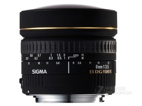 二手 摄影摄像 适马8mm f/3.5 EX DG Circular Fisheye(适马口) 回收