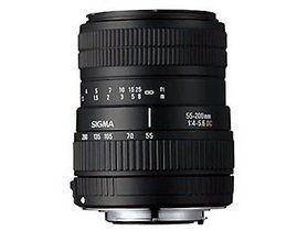 二手 摄影摄像 适马55-200mm f/4-5.6 DC 回收