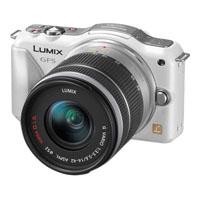 二手 微单相机 松下GF5双头套机(14-42mm,14mm) 回收