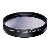 二手 摄影摄像 佳能近摄镜片500D77mm 回收