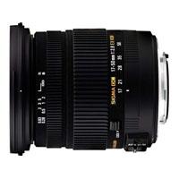二手 镜头 适马17-50mm f/2.8 EX DC OS HSM 回收