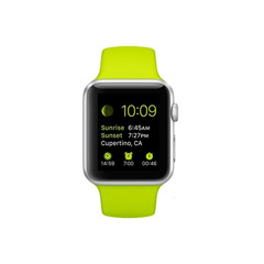 二手Apple Watch Sport智能手表回收